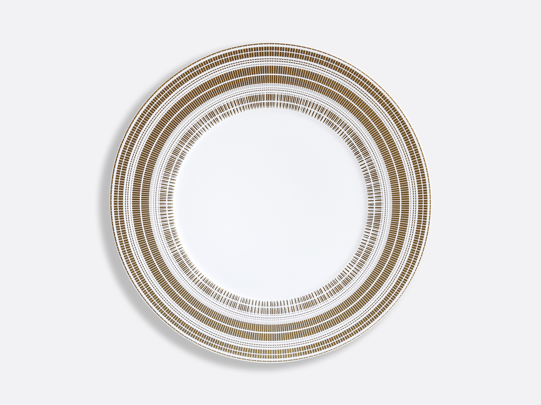 Assiette plate 27 cm en porcelaine de la collection CANISSE Bernardaud