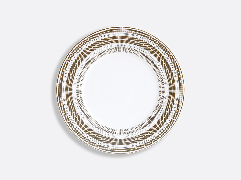 Assiette à dessert 21 cm en porcelaine de la collection CANISSE Bernardaud