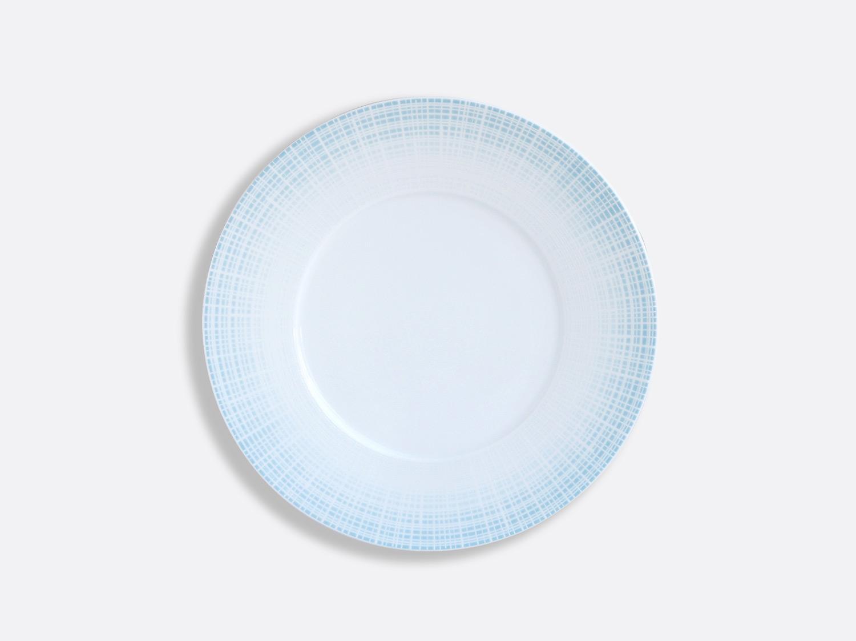 China デザートプレート 21cm  of the collection Saphir Bleu | Bernardaud