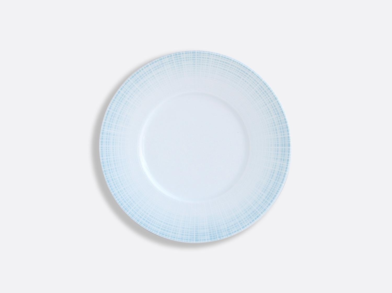 Assiette plate 16 cm en porcelaine de la collection Saphir Bleu Bernardaud
