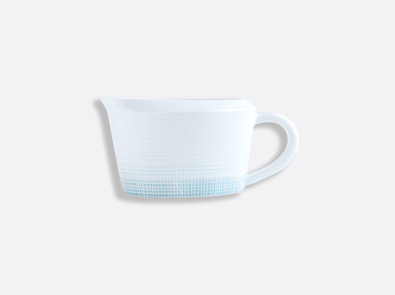China Gravy boat 30 cl of the collection Saphir Bleu | Bernardaud