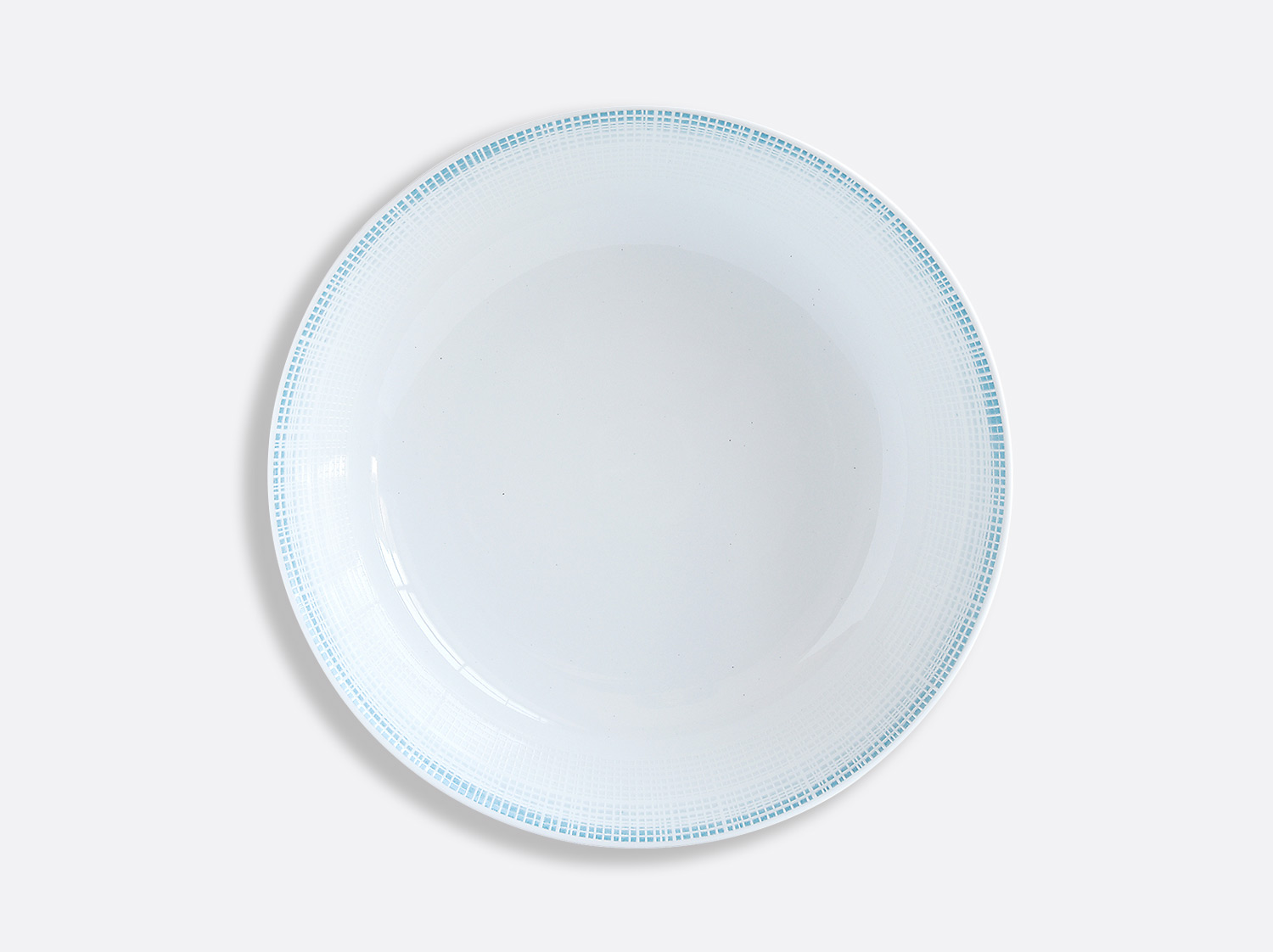 China Open vegetable dish 1 L 24 cm of the collection Saphir Bleu | Bernardaud