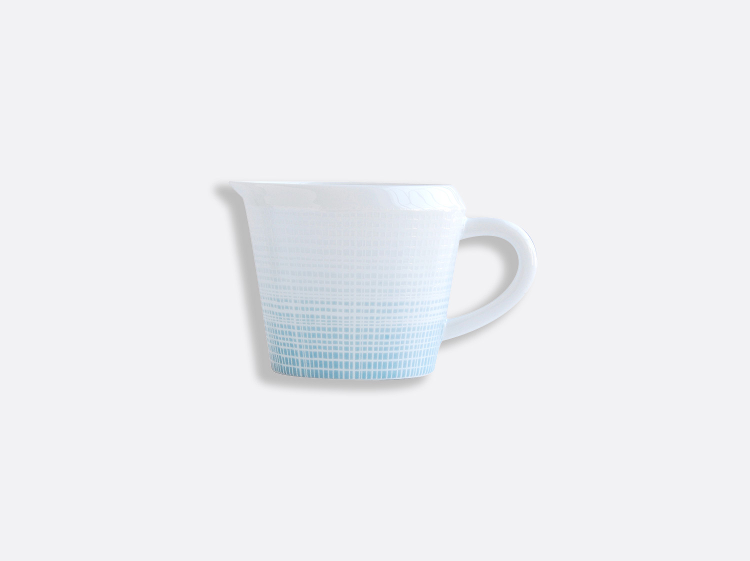 China Creamer 25 cl of the collection Saphir Bleu | Bernardaud