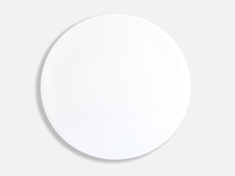 Planche ronde 30 cm en porcelaine de la collection Fusion Bernardaud