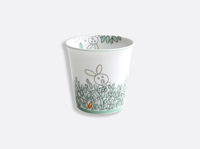 Coffret timbale H. 9 cm en porcelaine de la collection PETIT BOULINGRIN Bernardaud