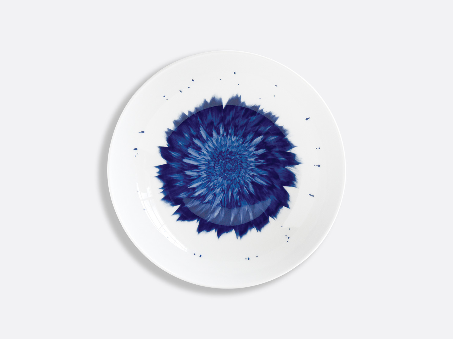 Assiette creuse calotte 19 cm en porcelaine de la collection IN BLOOM - Zemer Peled Bernardaud
