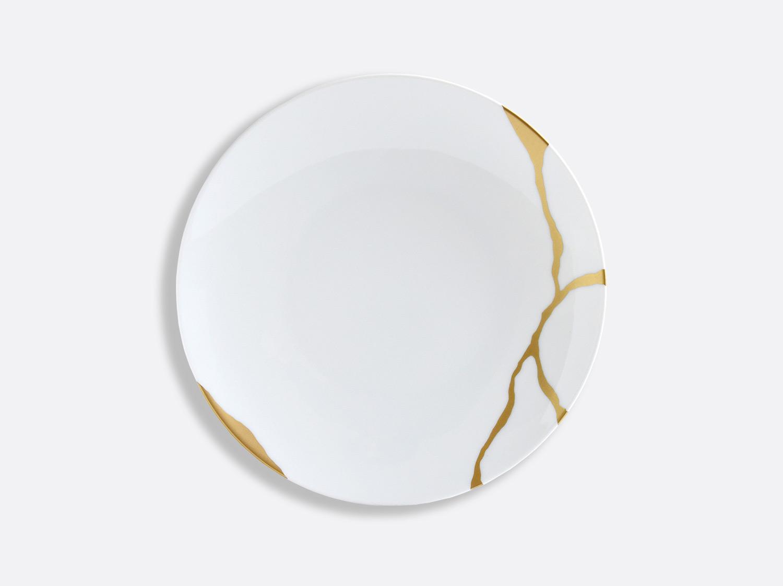 China Coupe salad plate 21 cm of the collection Kintsugi | Bernardaud