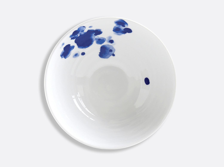 Bol à céréales en porcelaine de la collection Ondée Bernardaud