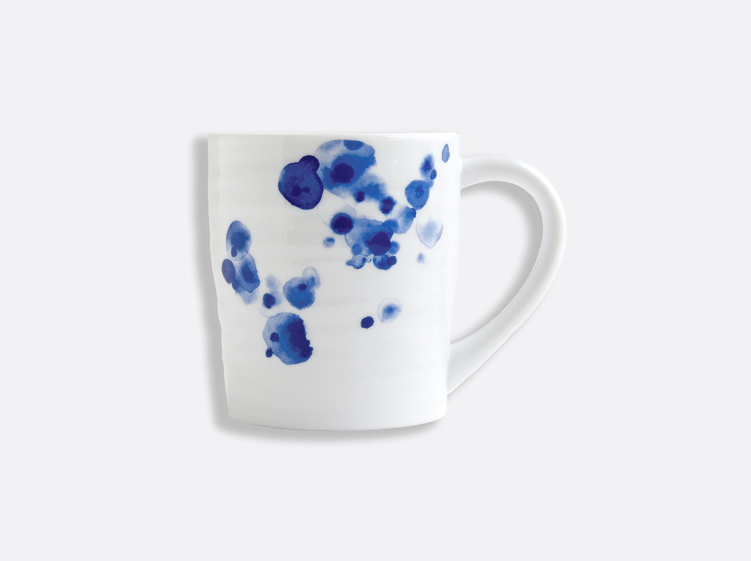 Mug 25 cl en porcelaine de la collection Ondée Bernardaud