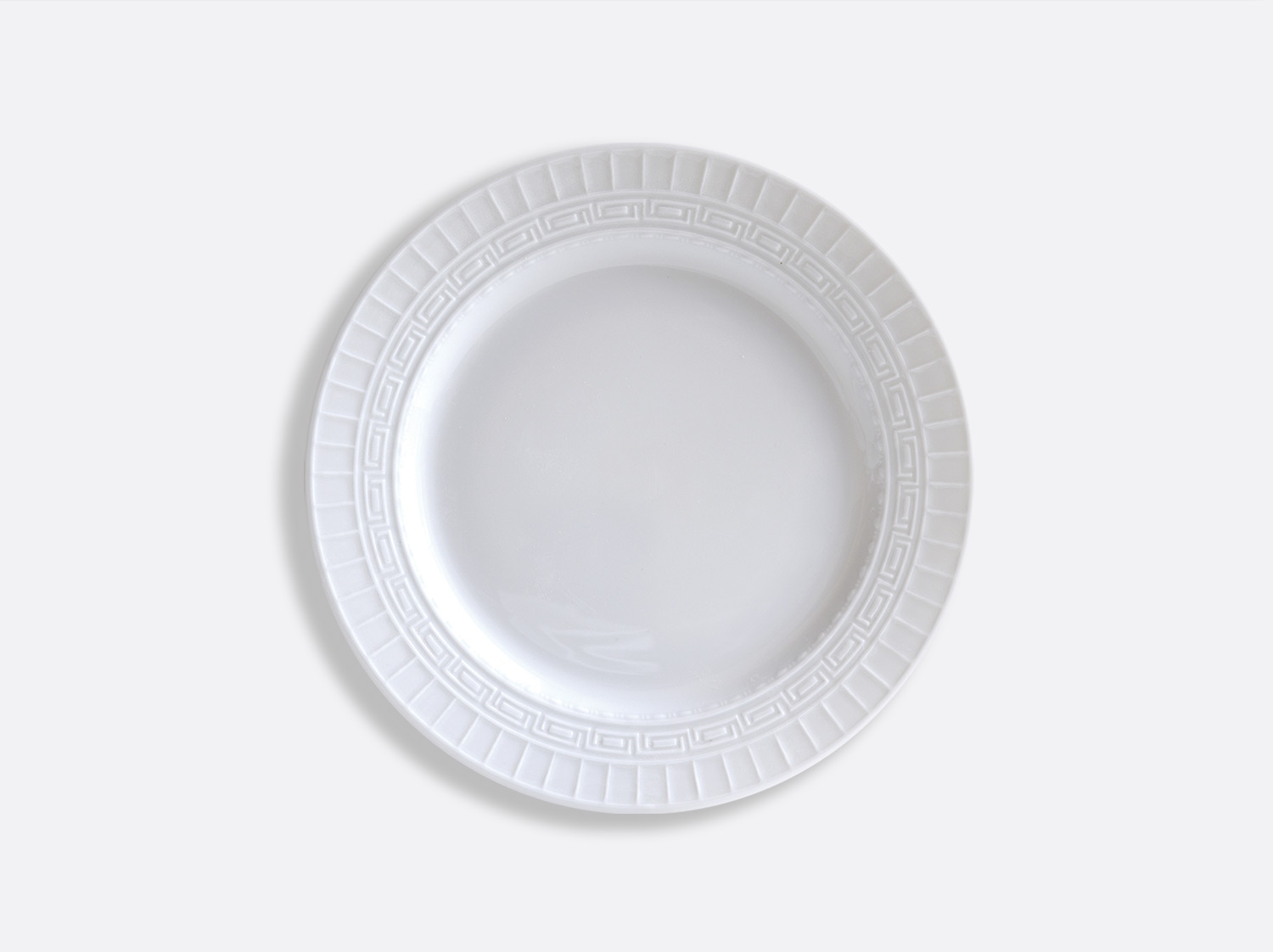 China Salad plate 21 cm Marly of the collection Louvre | Bernardaud