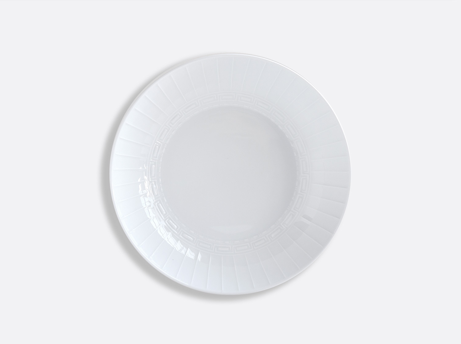China Coupe soup 19 cm Marly of the collection Louvre | Bernardaud