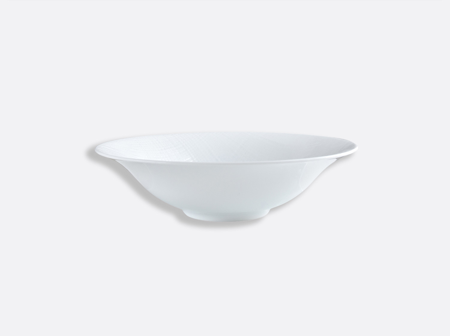 China Salad bowl 1 L of the collection Organza | Bernardaud