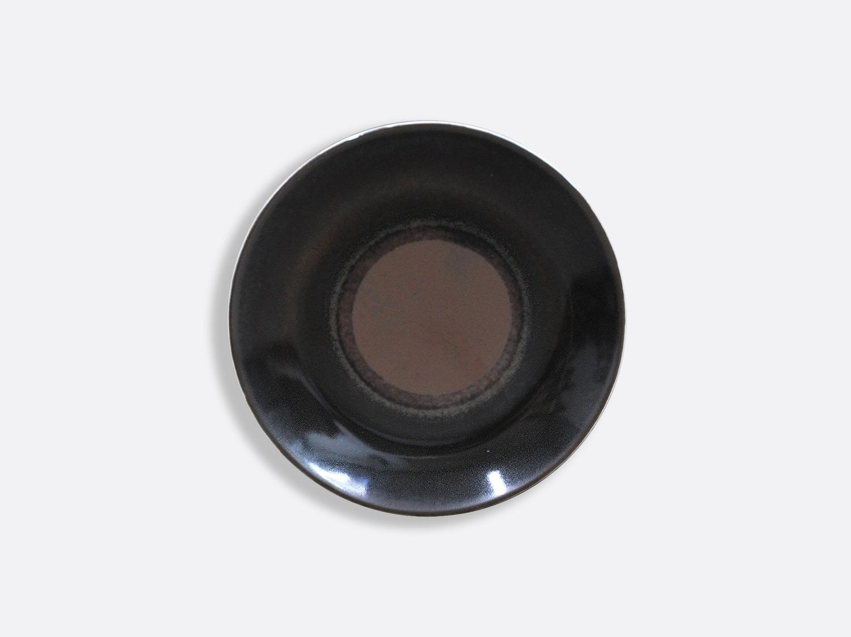 Assiette coupe Ecaille 14 cm en porcelaine de la collection Iris Ecaille Bernardaud