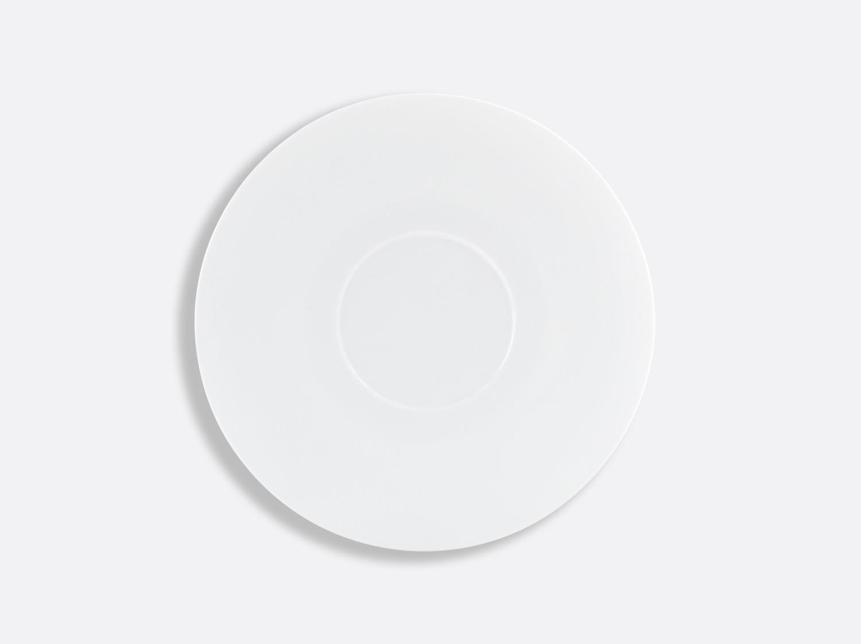 China Soufflé plate 21.4 cm of the collection Lounge Blanc | Bernardaud