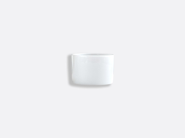 Timbale à soufflé 20 cl en porcelaine de la collection Lounge Blanc Bernardaud