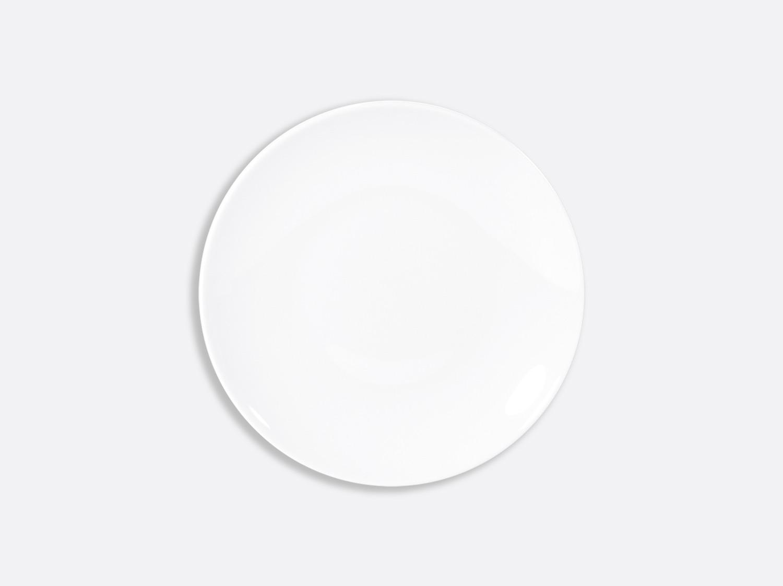 Assiette ultra plate 16 cm en porcelaine de la collection DOMUS BLANC Bernardaud