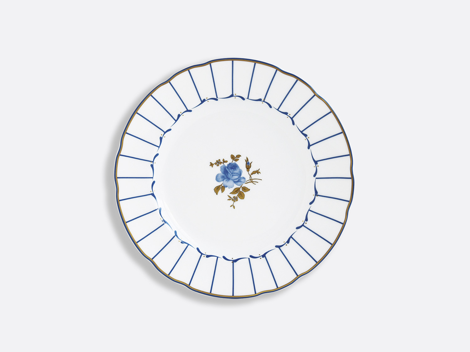 China Bread and butter plate 16 cm of the collection BROCANTE | Bernardaud