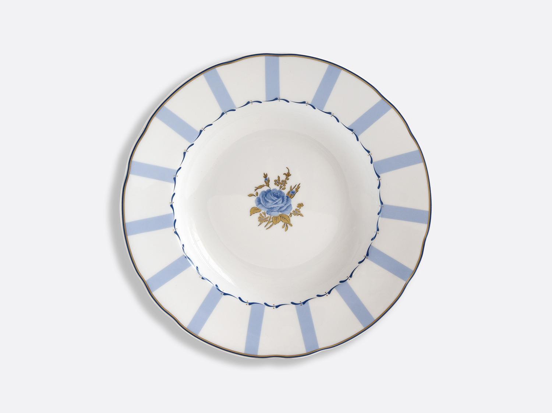 Assiette creuse à aile 22,5 cm en porcelaine de la collection BROCANTE Bernardaud