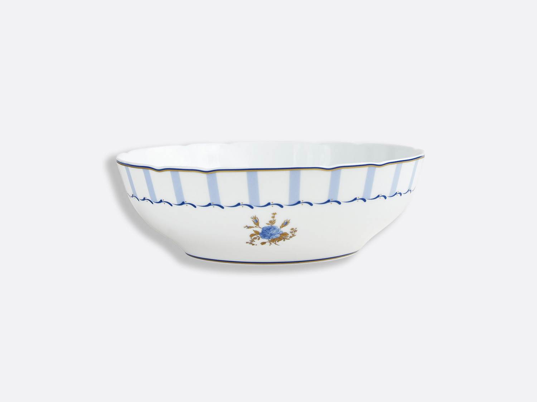 Compotier creux 24,5 cm 80 cl en porcelaine de la collection BROCANTE Bernardaud
