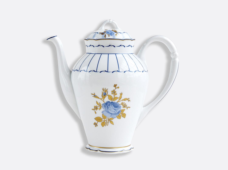 Cafetière 12 tasses 1 L en porcelaine de la collection BROCANTE Bernardaud