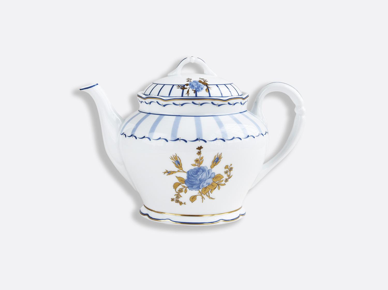 Théière en porcelaine de la collection BROCANTE Bernardaud