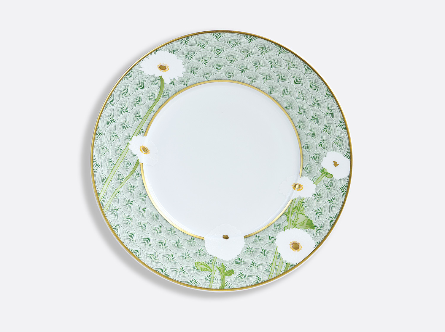 China デザートプレート 21cm  of the collection PRAIANA | Bernardaud