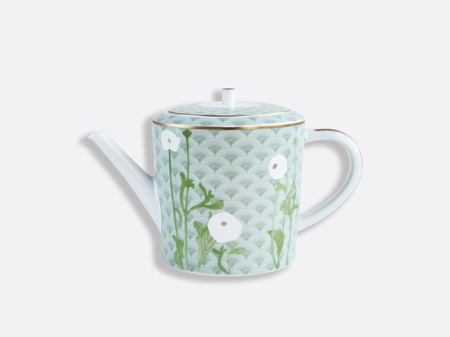 Verseuse 1 L en porcelaine de la collection PRAIANA Bernardaud