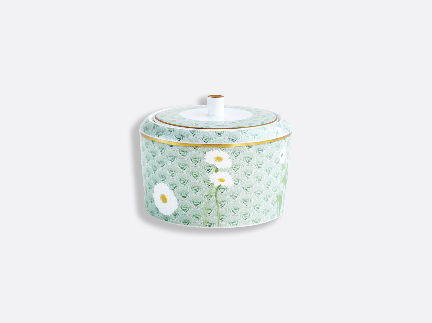 China Sugar bowl 15 cl of the collection PRAIANA | Bernardaud