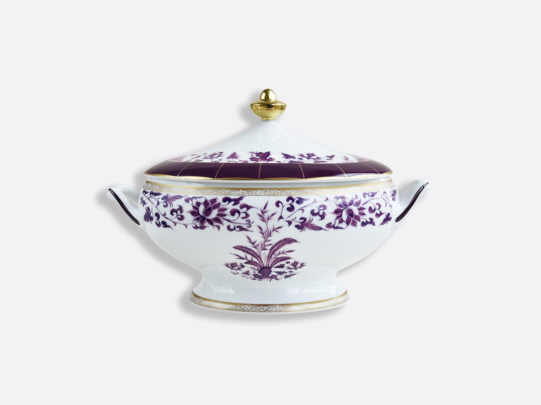 Soupière 2 L en porcelaine de la collection PRUNUS Bernardaud