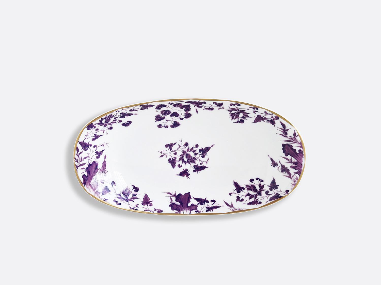 China Relish dish 21 x 15 cm of the collection PRUNUS | Bernardaud