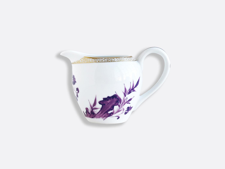Crémier 12 tasses 30 cl en porcelaine de la collection PRUNUS Bernardaud