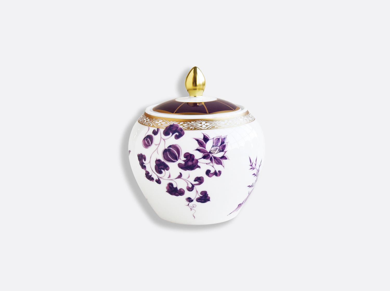 Sucrier 12 tasses 30 cl en porcelaine de la collection PRUNUS Bernardaud