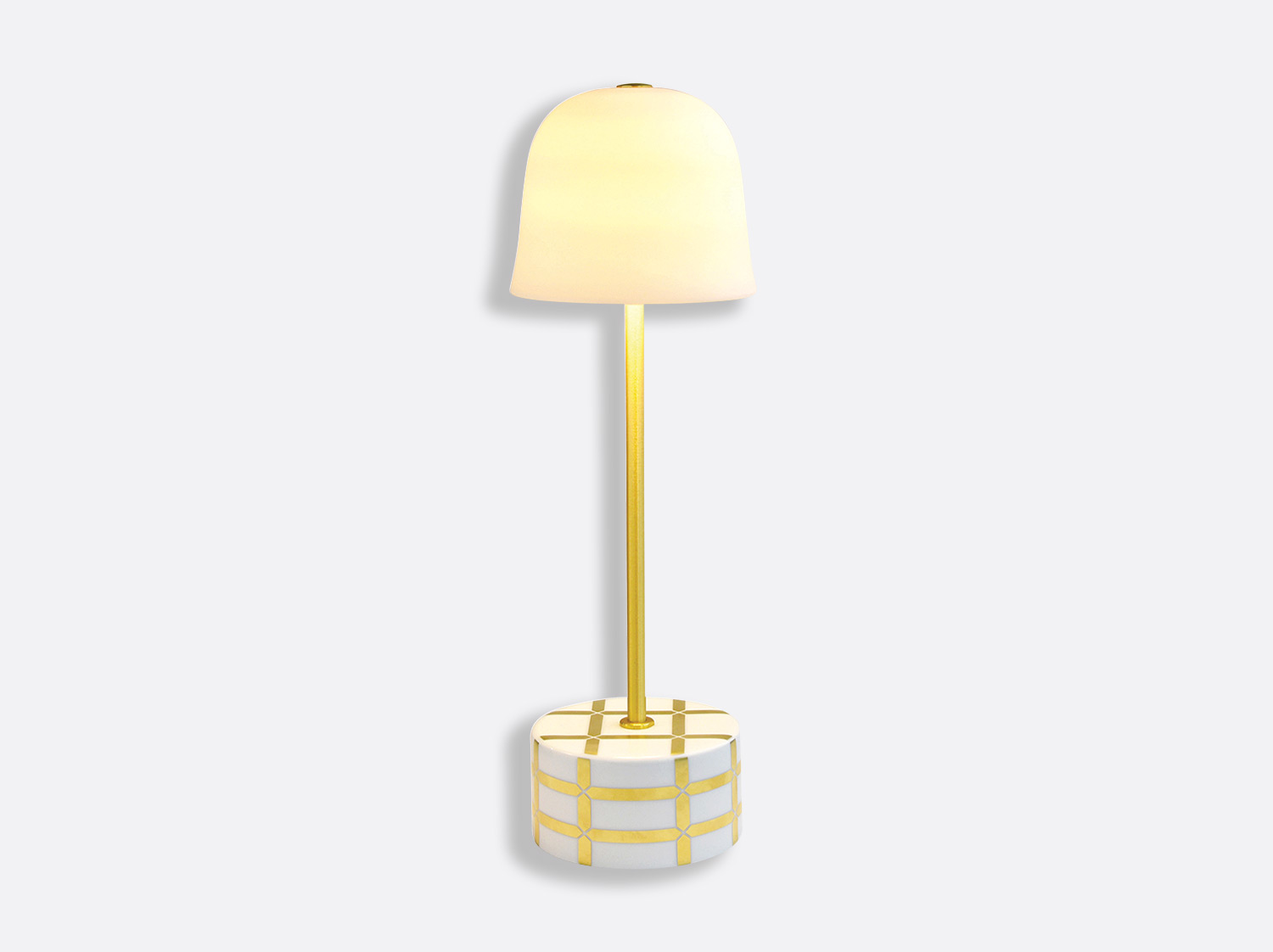 China Maillage gold of the collection Campanule | Bernardaud