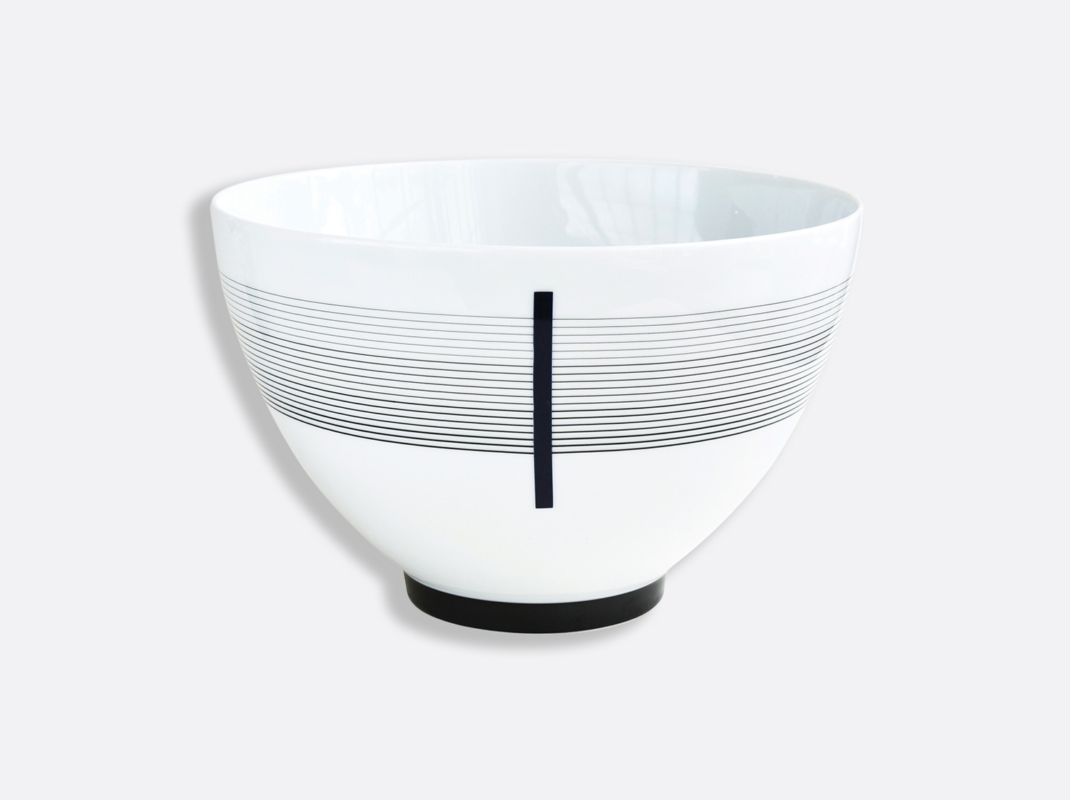 Saladier haut 27 cm 4,2 L en porcelaine de la collection OSCAR Bernardaud