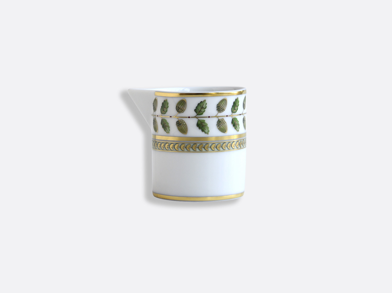 Crémier 8 cl en porcelaine de la collection Constance Bernardaud
