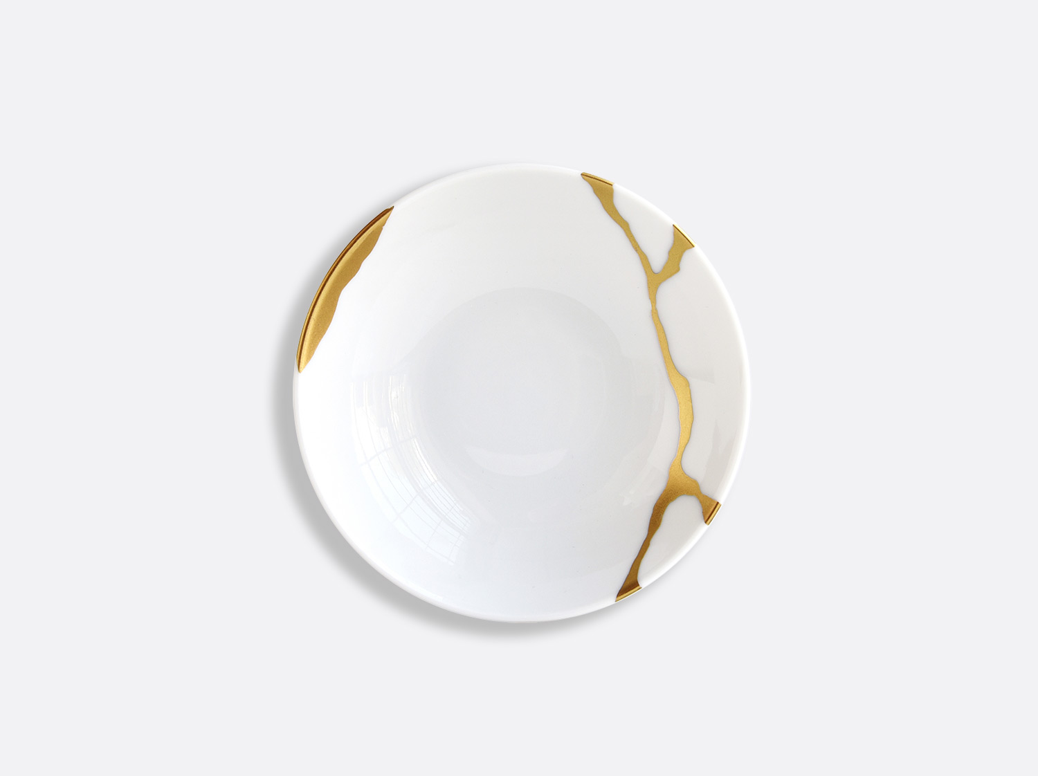 Coupelle 10 cm en porcelaine de la collection Kintsugi Bernardaud
