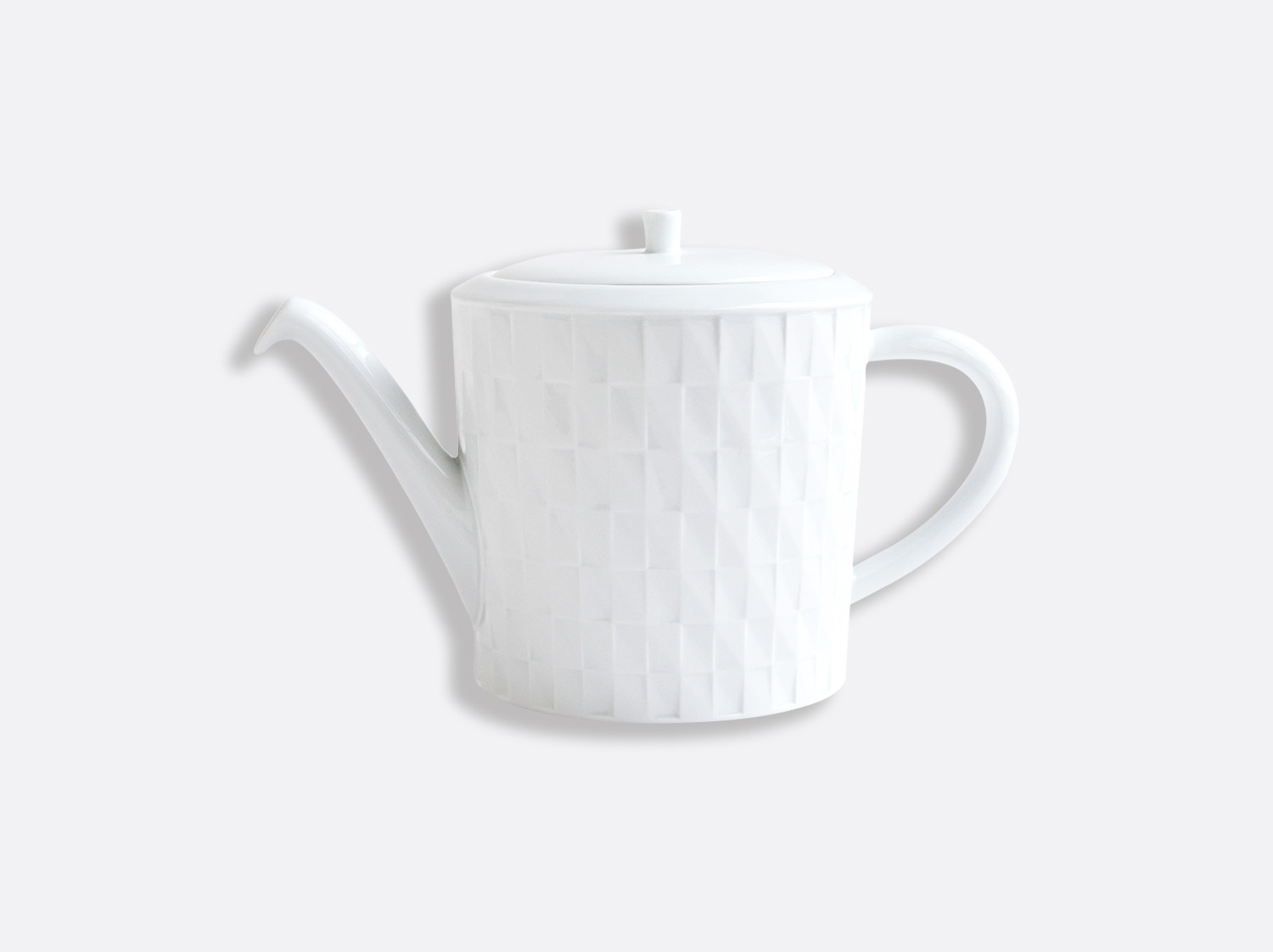 Verseuse 12 tasses 1 L en porcelaine de la collection Twist Bernardaud