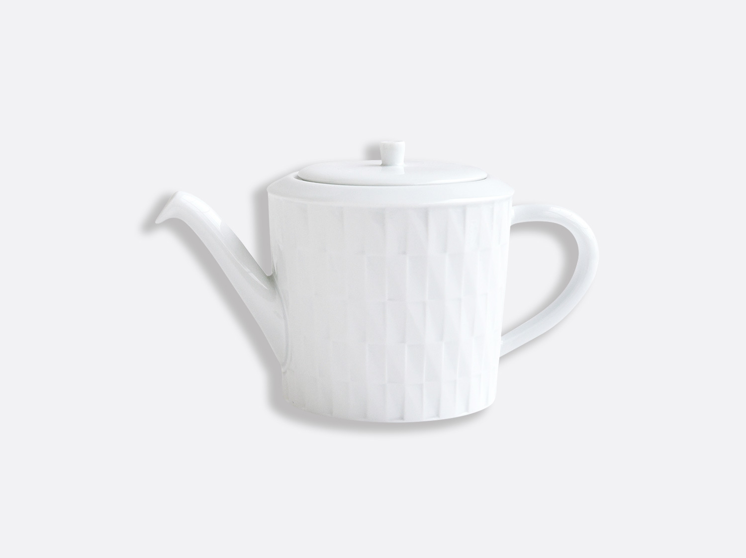 Verseuse 6 tasses 50 cl en porcelaine de la collection Twist Bernardaud