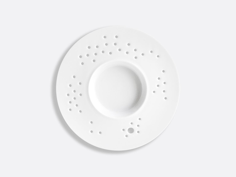 Grille 19,5 cm en porcelaine de la collection Conti Bernardaud