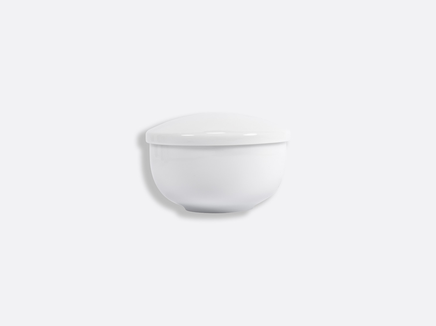 Bol à riz haut 25 cl en porcelaine de la collection DOMUS BLANC Bernardaud