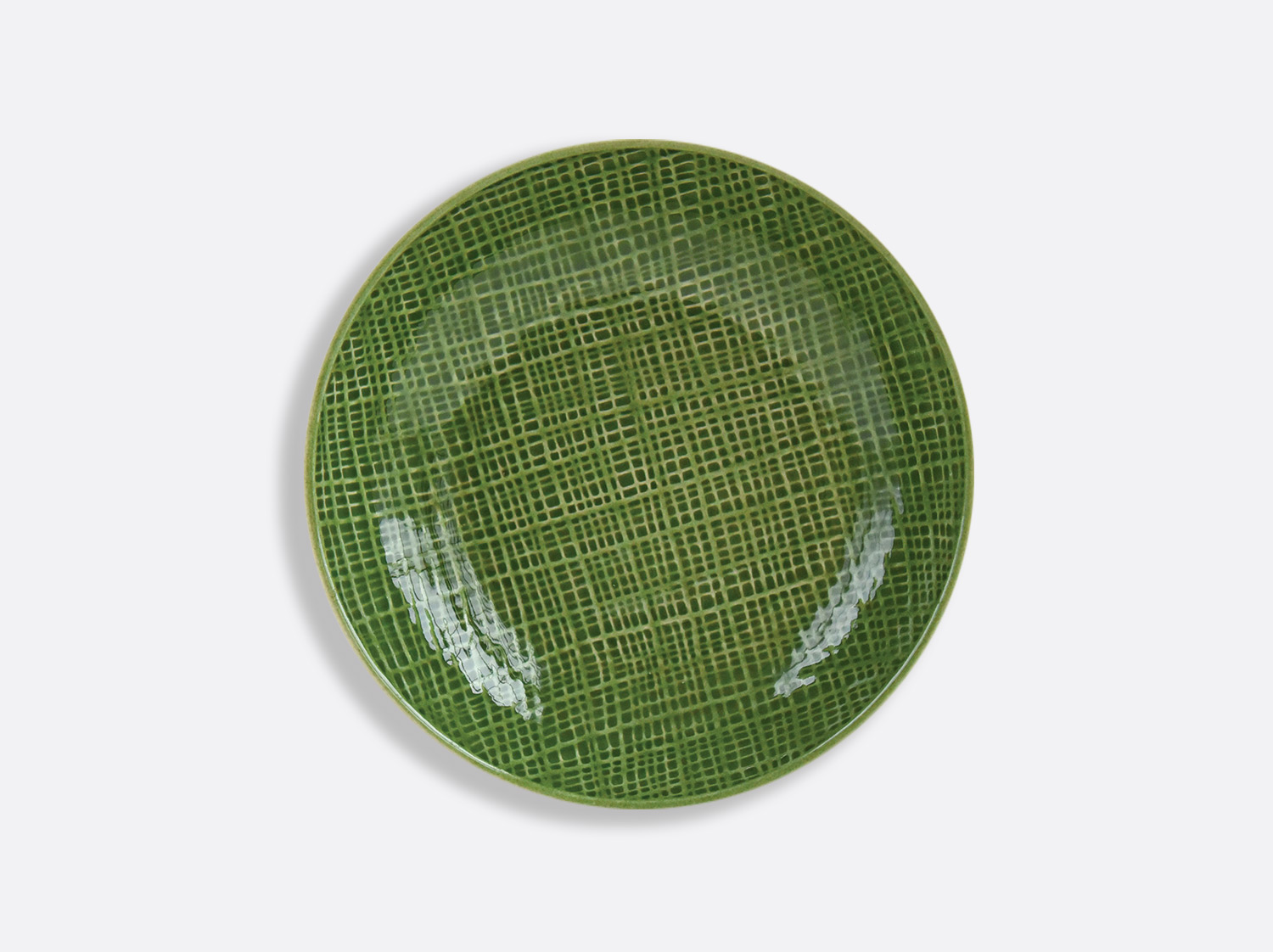 """China Vert Chartreux coupe soup 7,5"""" of the collection ORGANZA VERT CHARTREUX 