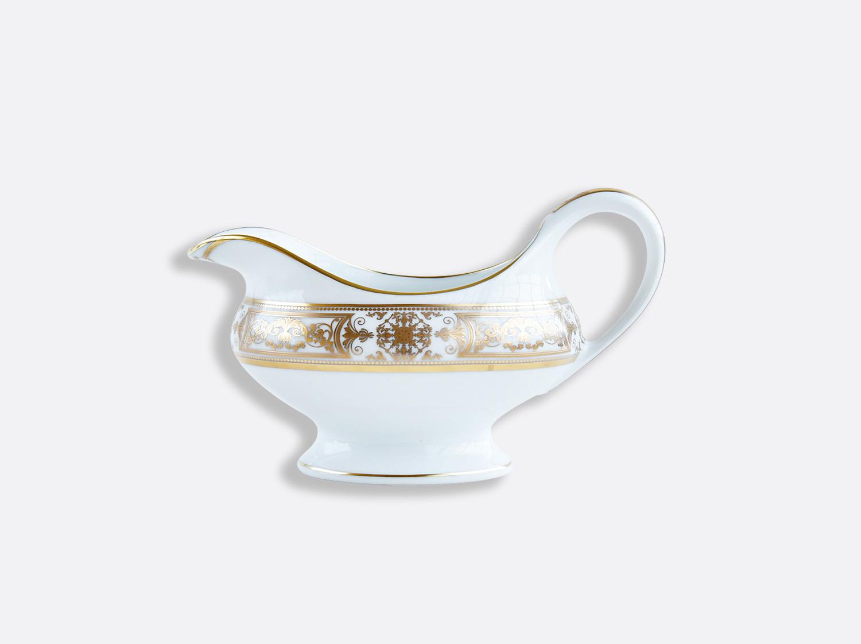 Saucière 25 cl en porcelaine de la collection Aux Rois Or Bernardaud