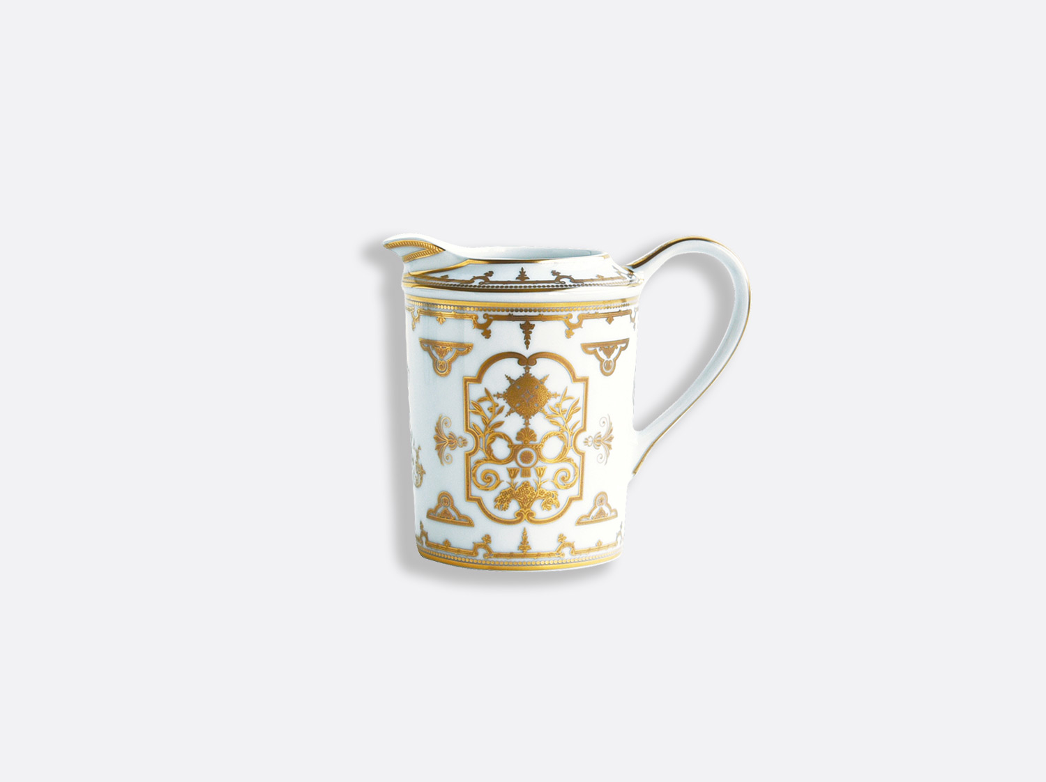China Creamer 30 cl of the collection Aux Rois Or | Bernardaud