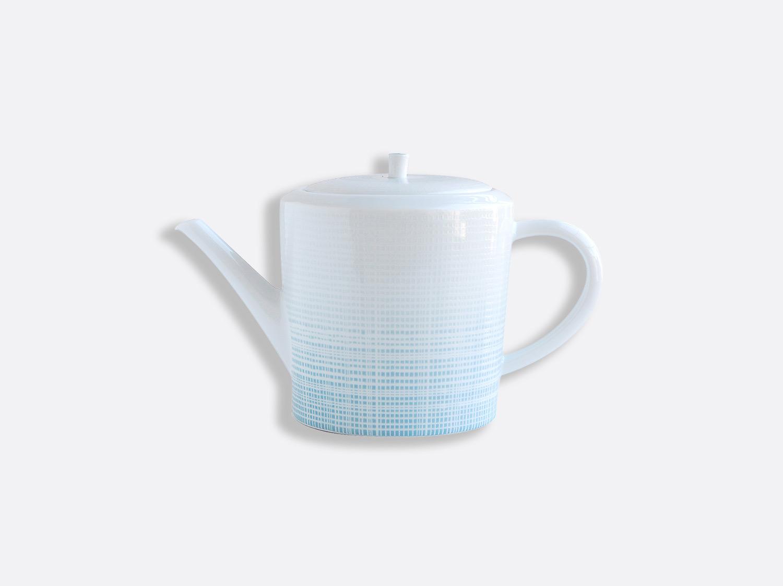 Verseuse 6 tasses 50 cl en porcelaine de la collection Saphir Bleu Bernardaud