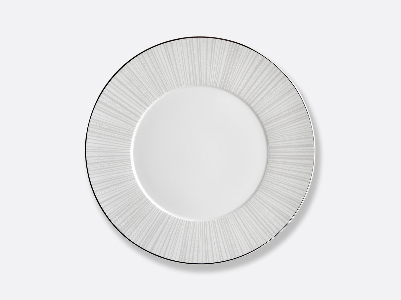 Assiette plate 26 cm en porcelaine de la collection Silva Bernardaud