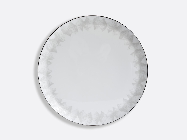 Plat à tarte 32 cm en porcelaine de la collection Silva Bernardaud