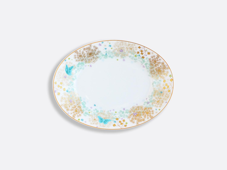 China Relish dish 23 x 12 cm of the collection FÉERIE - MICHAËL CAILLOUX | Bernardaud