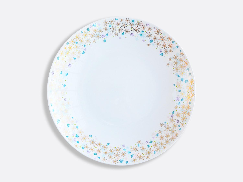 Plat rond creux 29 cm en porcelaine de la collection FÉERIE - MICHAËL CAILLOUX Bernardaud
