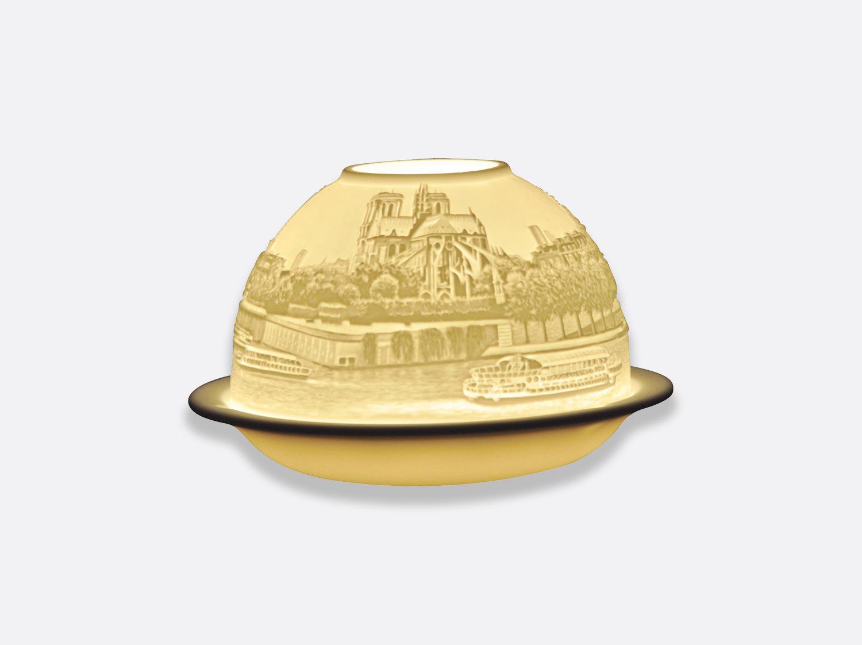 Paris sur Seine en porcelaine de la collection Lithophanie - Personnalisation Bernardaud