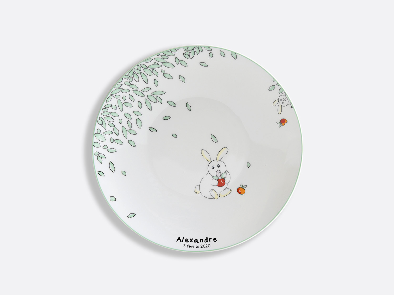 China Salad plate 21 cm of the collection Petit Boulingrin - Personnalisation | Bernardaud